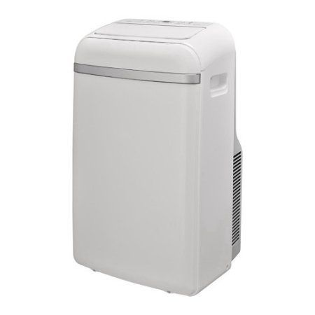 Ecohouzng 14000 Btu Portable Air Conditioner With Heater Ech2140 White Portable Air Conditioner Air Conditioner With Heater Heater