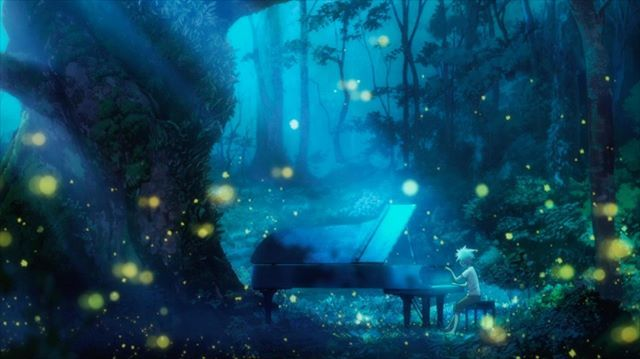 """All About Anime & Manga on Instagram: """"I really enjoyed this musical piece⠀ #Anime: Forest of Piano"""""""