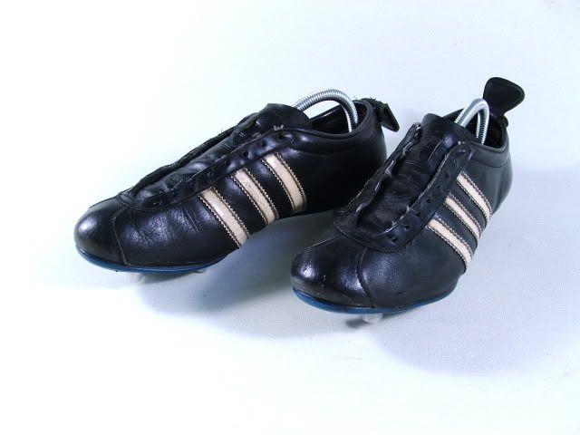daab9ab55 vintage ADIDAS INTER Football Boots 9 43 rare 60s OG