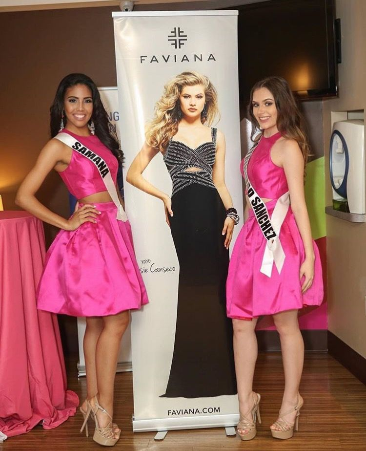 Style 7858 #Faviana #Pageant www.faviana.com