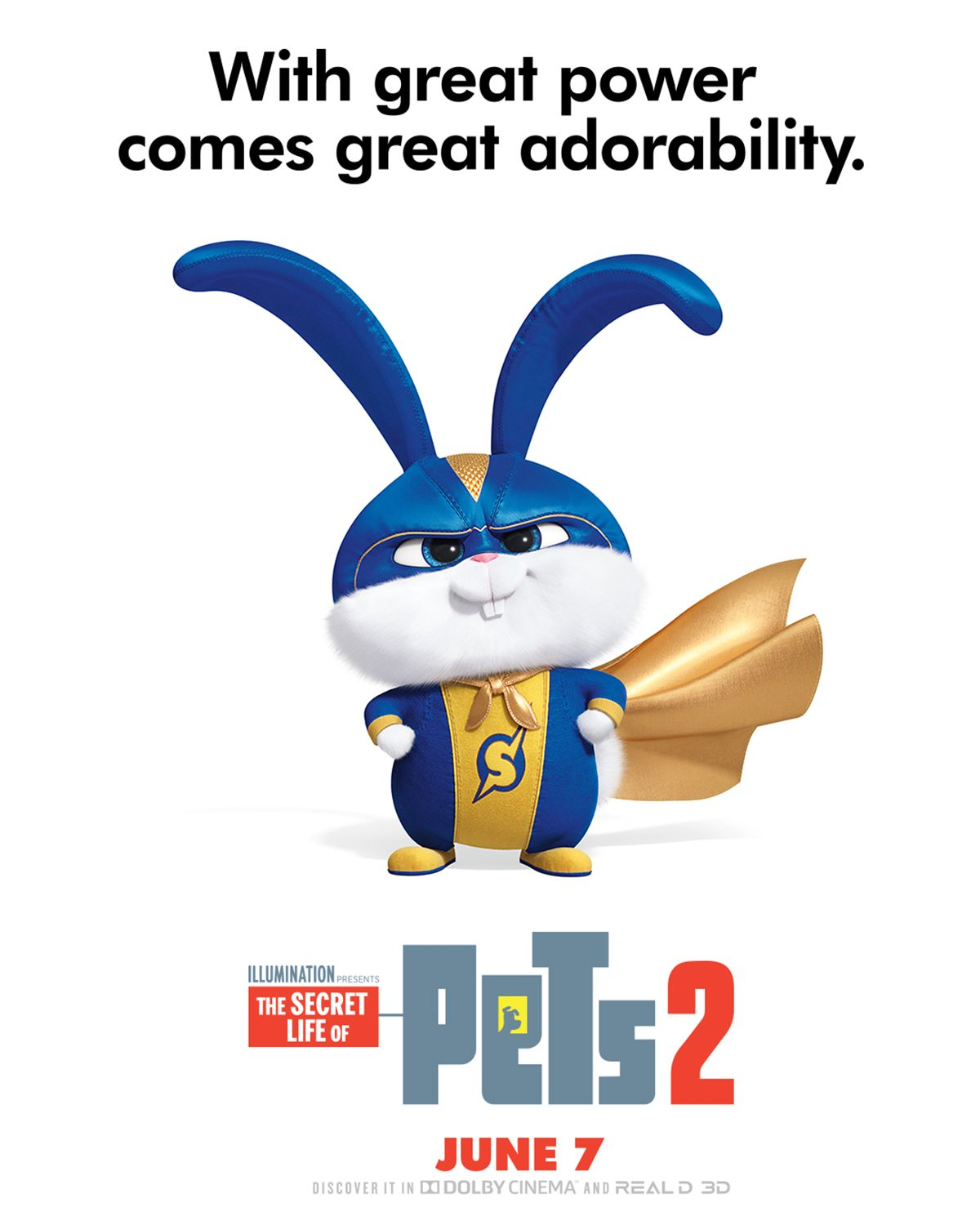 Kevin Hart Is Snowball The Pets Return This Summer In The New Movie The Secret Life Of Pets 2 Coming To Theaters June 7 Secret Life Of Pets Secret Life Pets