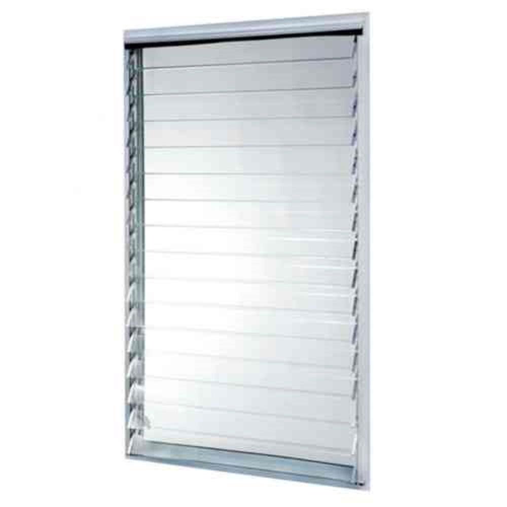 Tafco Windows Aluminum Screen Jalousie Aluminium Windows
