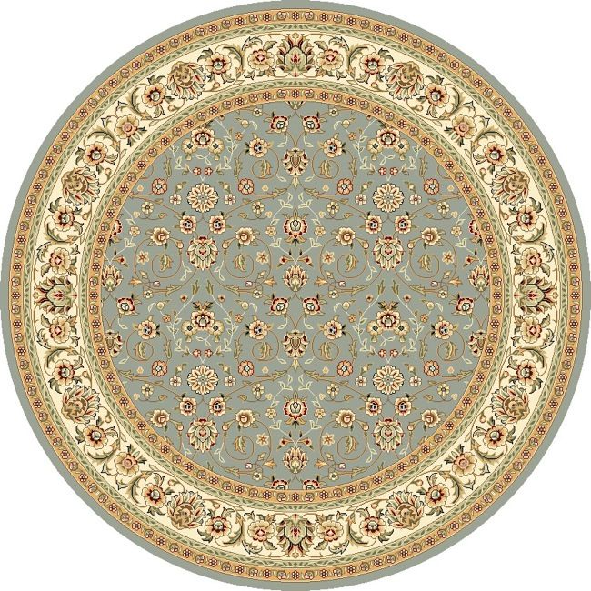 Safavieh Lyndhurst Fl Motif Greyish Blue Ivory Rug 8 Round Ping Great Deals On Oval Square