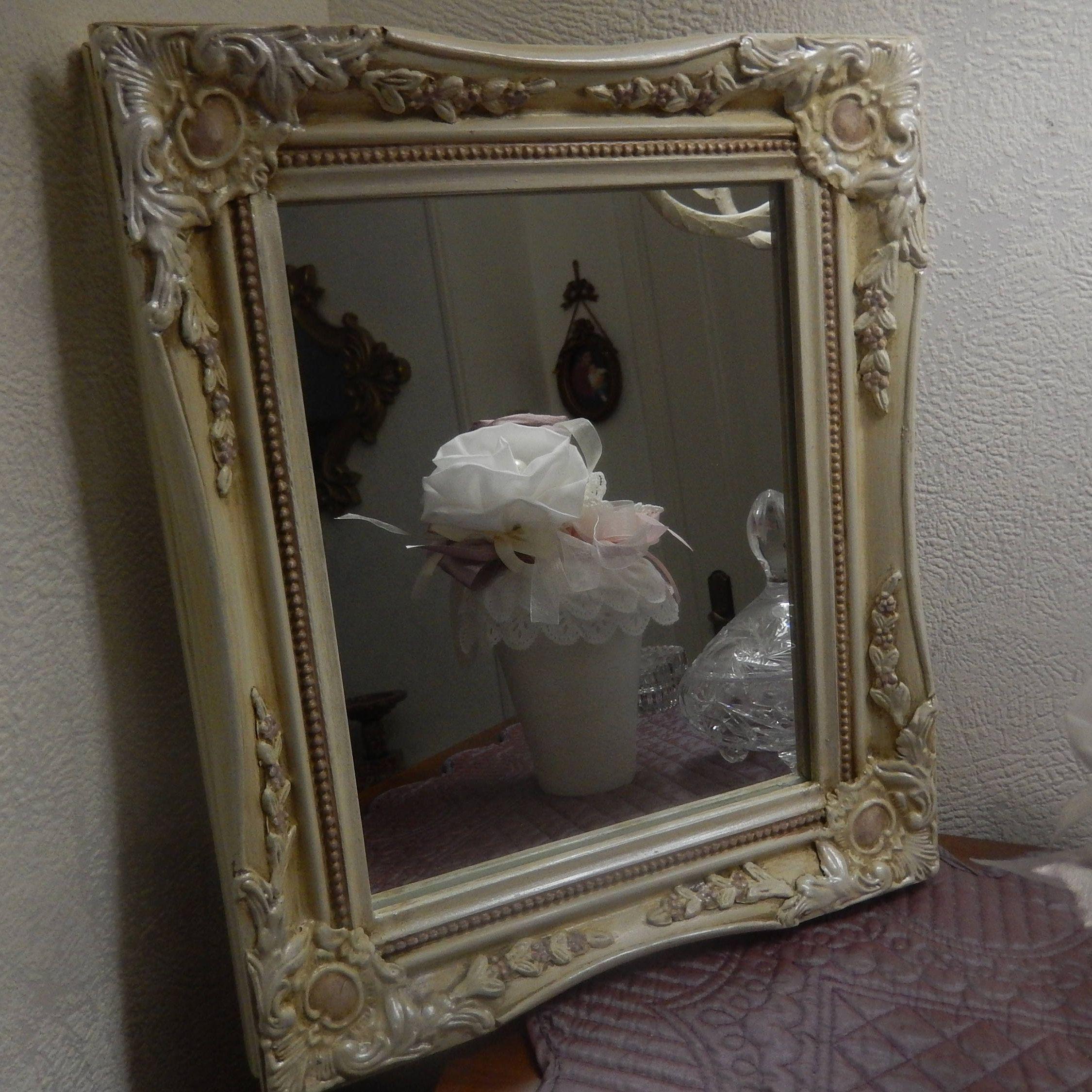 Peinture murale blanc nacr top peinture a paillettes - Peinture blanche effet miroir ...