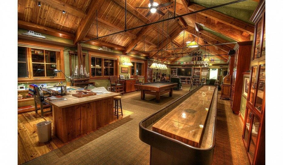 Classic Man Cave Game : A classic man cave the caves and