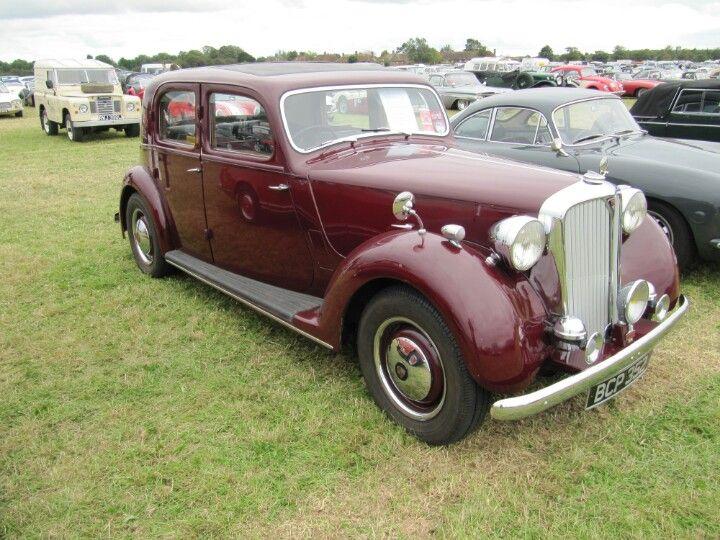 Rover 75 P3 1946