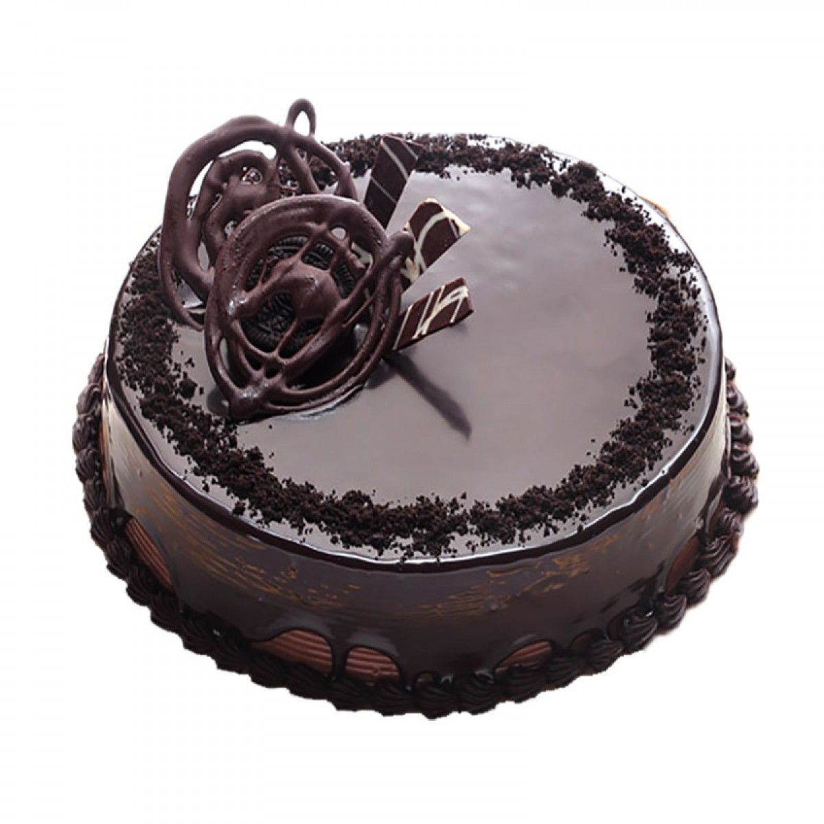 Send Dad a delicious gourmet cake from India Cakes N Florist this