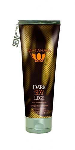 Sexy black tanning lotion