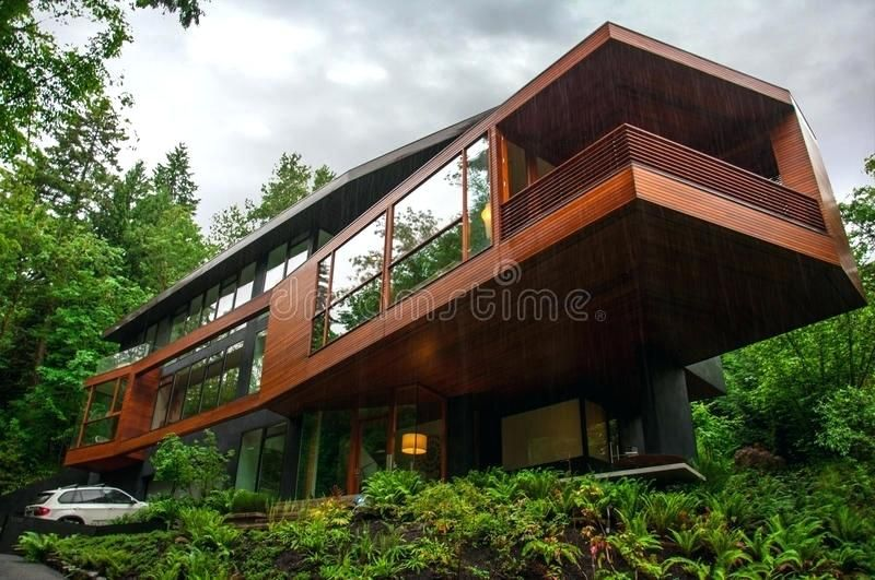 The Hoke House Twilight Cullen Family Residence Atahiya Twilight House Vampire House House