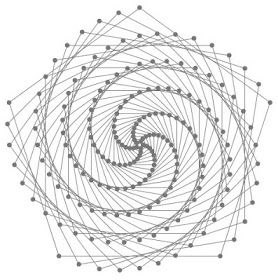 Maybe inspired by looking at those snake limits or water-bomb twists , I was looking at spirals again today (see a post here  from a bout a ...