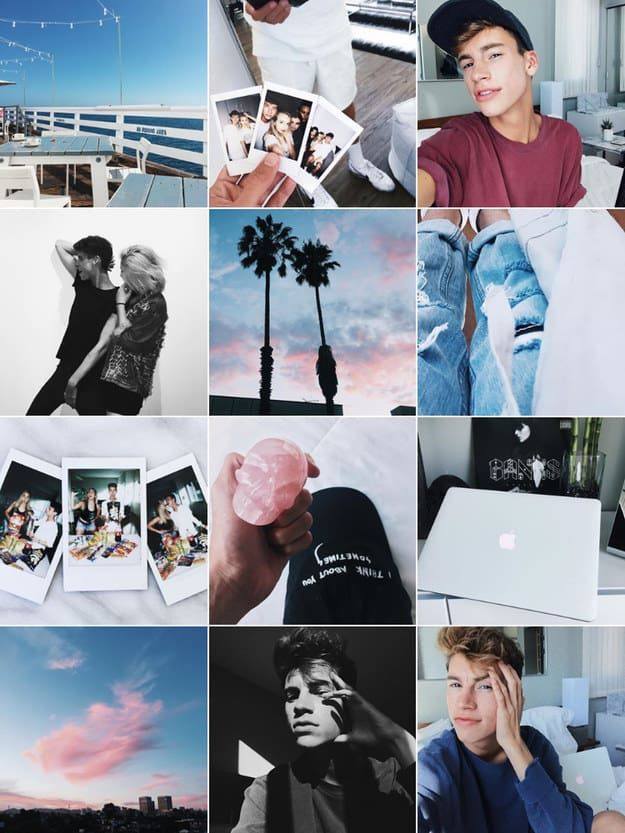 What Should Your Instagram Theme Be Quizzes Instagram Feed