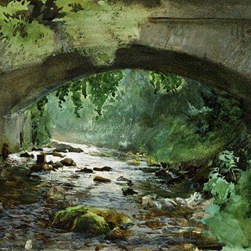 Anders Zorn: Sweden's Master Painter | Watercolor