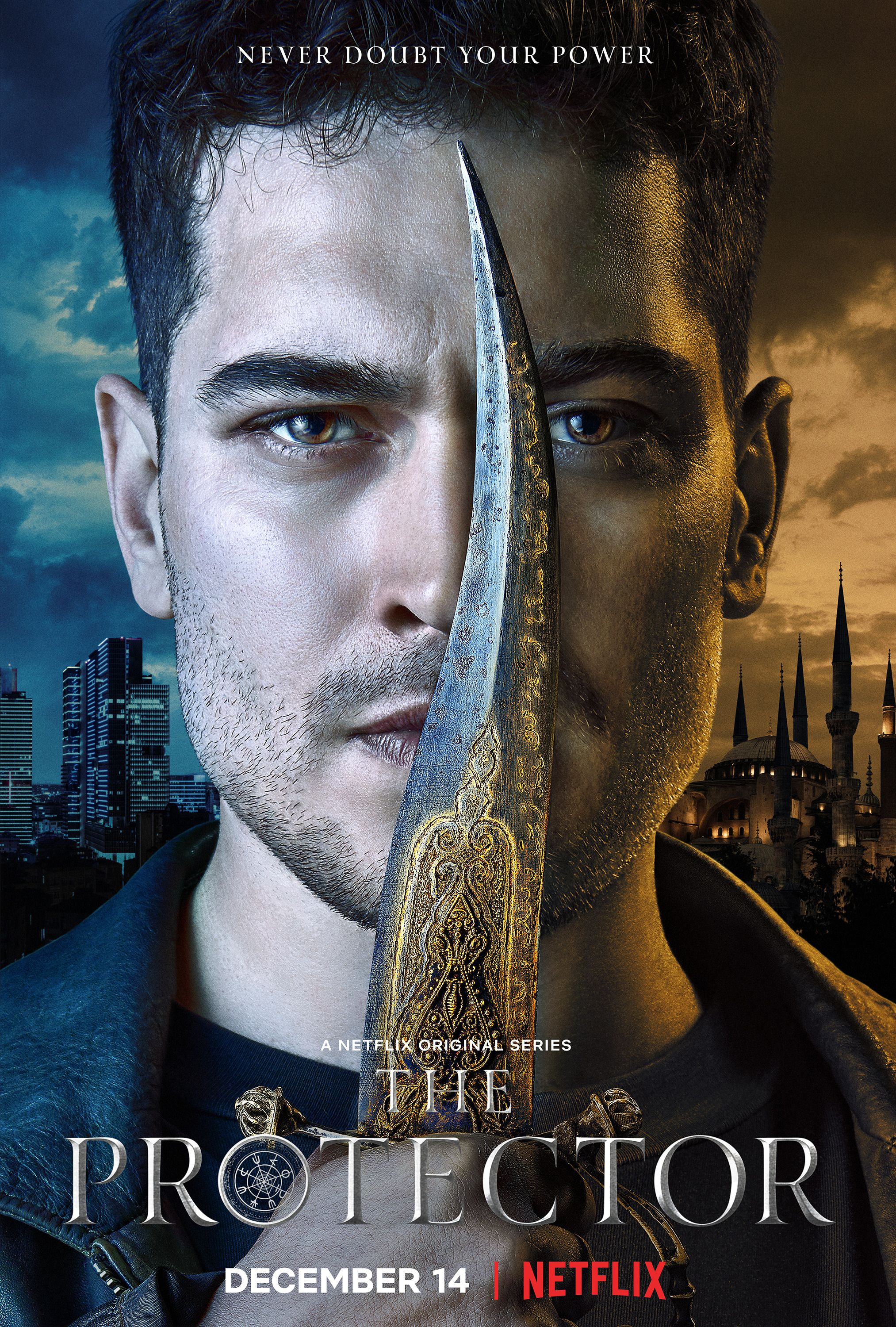 Return to the main poster page for The Protector Netflix