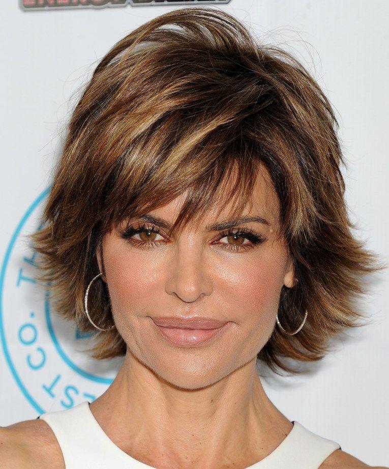 Spectacular Lisa Rinna Hairstyles Hair Cutsstyle Pinterest