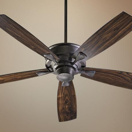 60 Quot Quorum Alton Collection Toasted Sienna Ceiling Fan