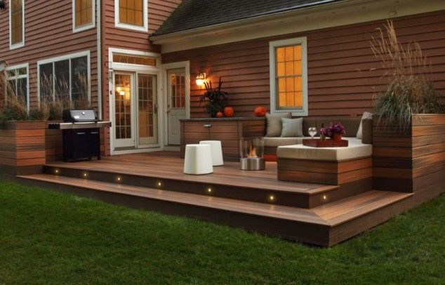 18 Impeccable Deck Design Ideas For The Patio That Add Value To Any Home