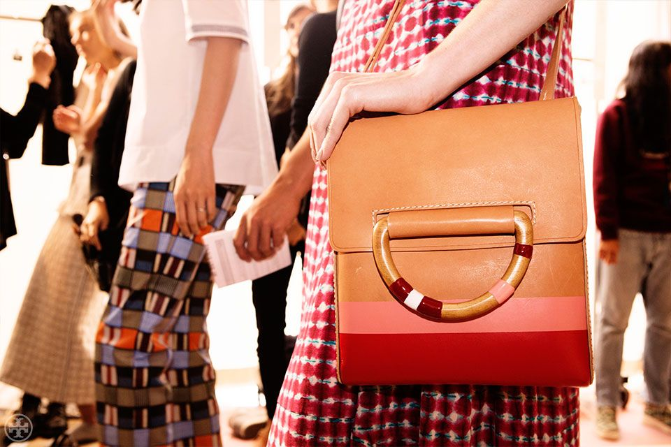 e6a266483cb24 Tory Daily  Tory Burch Spring 2015 Accessories Report  nyfw