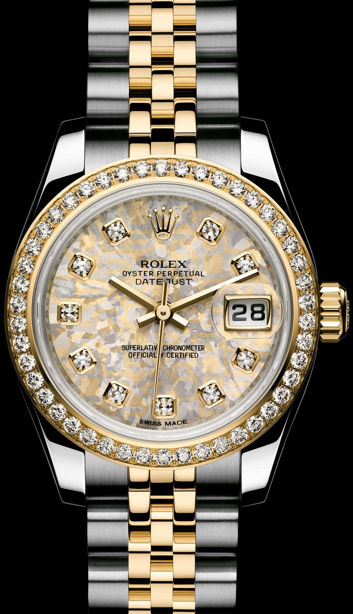 bulova 98p140 ladies two tone steel bracelet watch. Black Bedroom Furniture Sets. Home Design Ideas