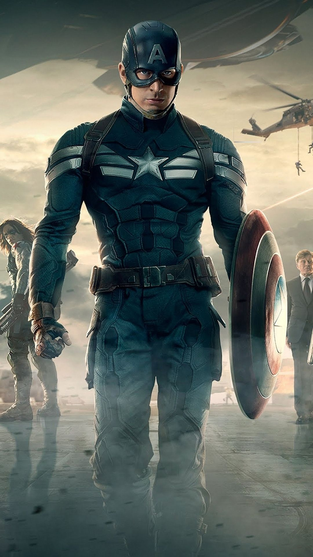 Captain America The Winter Soldier Hd Wallpapers And Desktop Captain America Wallpaper Captain America Marvel Movies