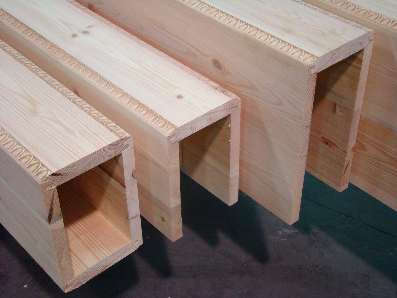 Vitaycarp todo en carpinter a de madera trabajos - Vigas falsas de madera ...