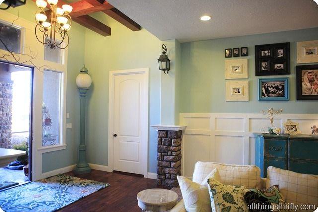 best paint colors for your home: light blues | paint colors, all
