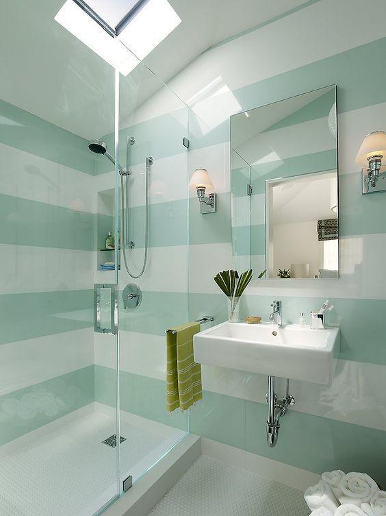Ideas de baños para adolescentes Manualidades y decoración - modelos de baos