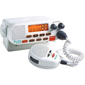 Cobra 25-Watt VHF Marine Fix Mount Radio, MR F55