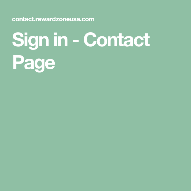 Contact Page, Gift Card Generator