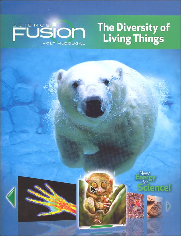 Science Fusion Module B Diversity Of Living Things My