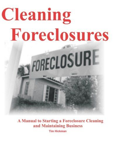 Foreclosure Clean Out Business