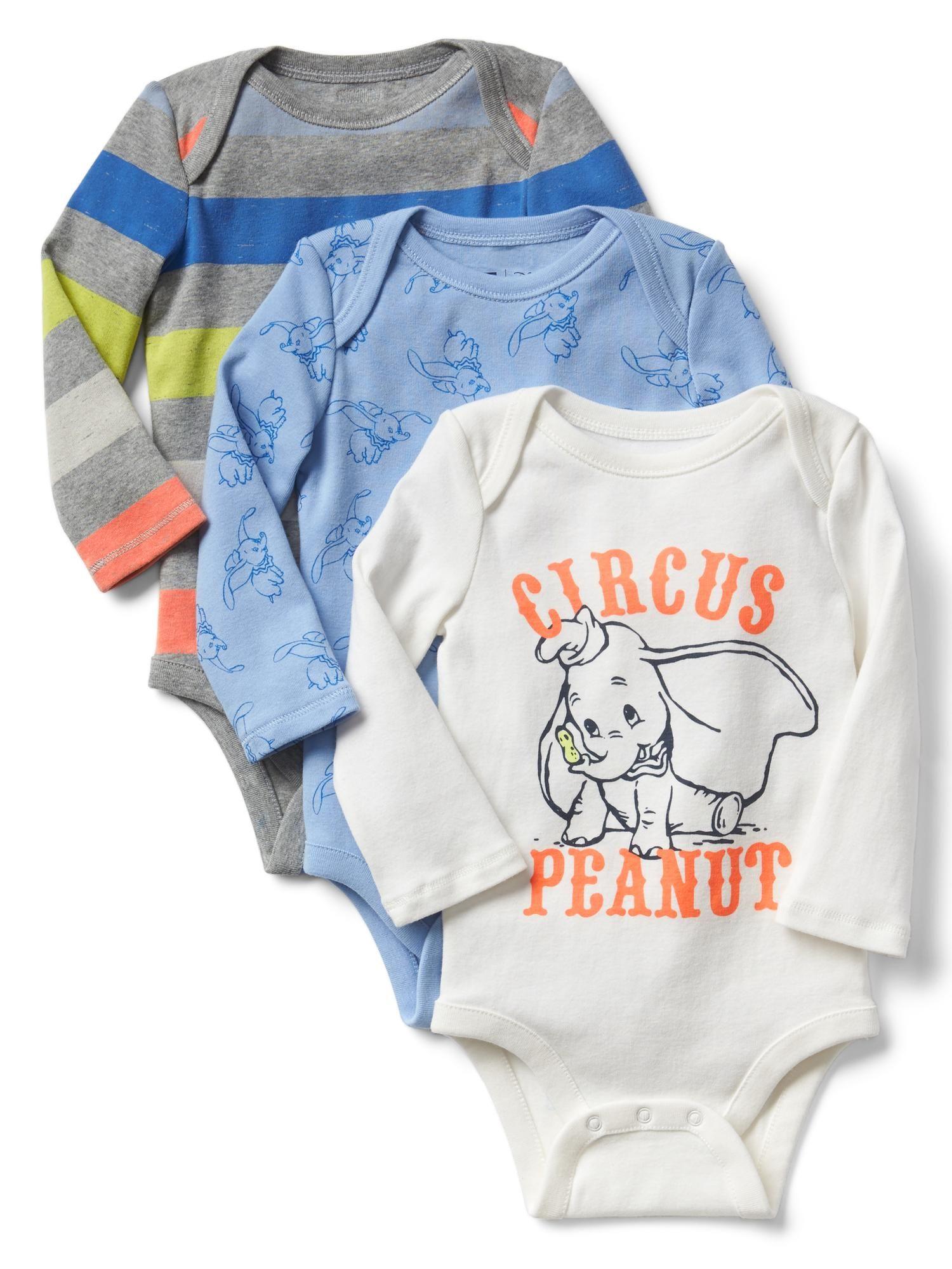 30795404c GAP x Disney - Baby Dumbo | Boys Fashion | Disney baby clothes girl ...