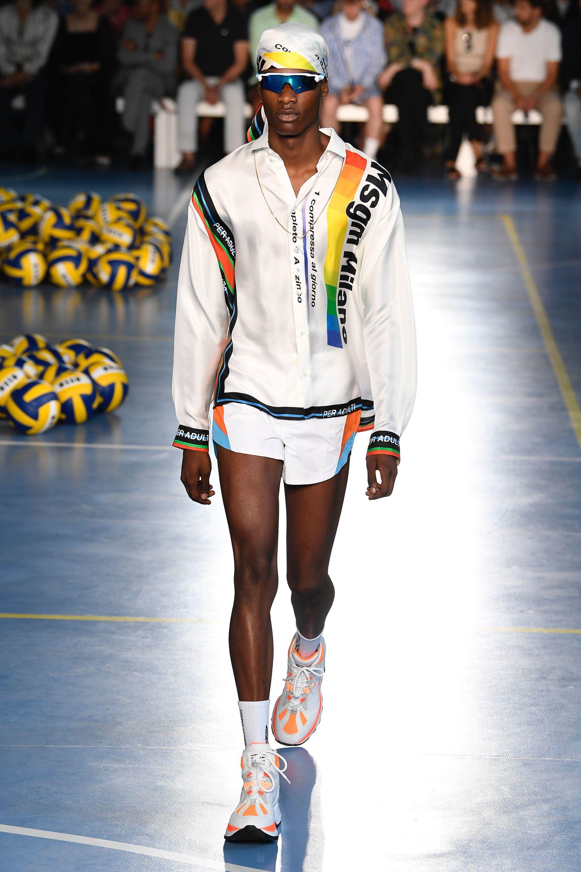 MSGM Spring 2019 Menswear Fashion Show Korean fashion