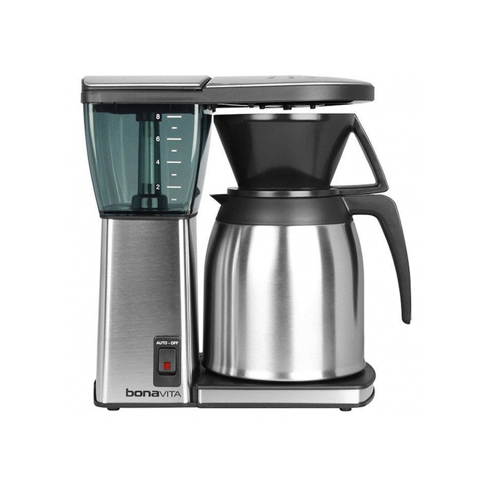 Bonavita 8Cup Stainless SteelLined Thermal Carafe Coffee