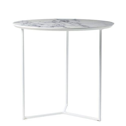Rebecca Judd Loves Home Republic Glacier Side Table, bedside table, coffee table