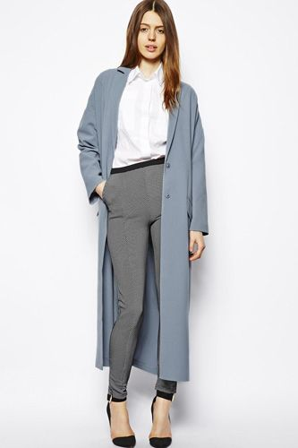 Duster Jackets Not Just For Cowboys Anymore Refinery29 Coat Lightweight Coats Clothes