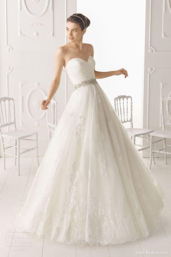 aire barcelona - omega | vestidos de novia | vestidos de novia tul