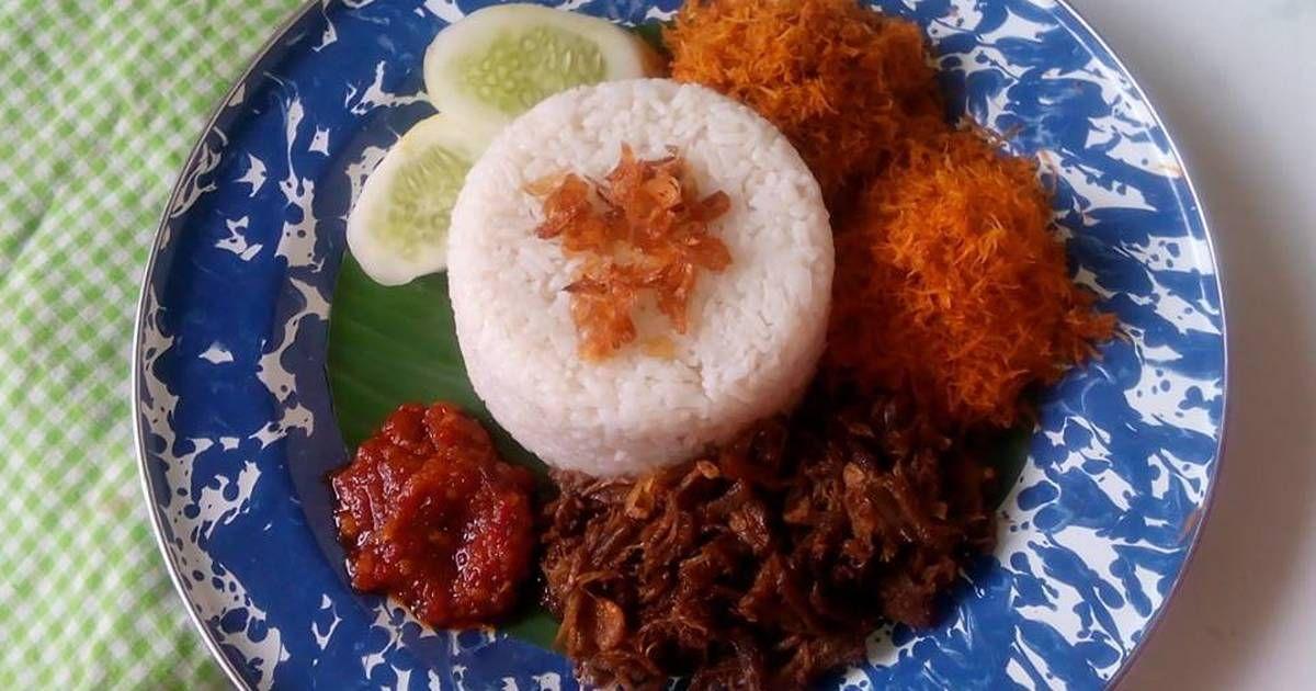 Resep Sego Krawu Oleh Luluk Maunah Resep Resep Makanan Resep Resep Masakan Indonesia