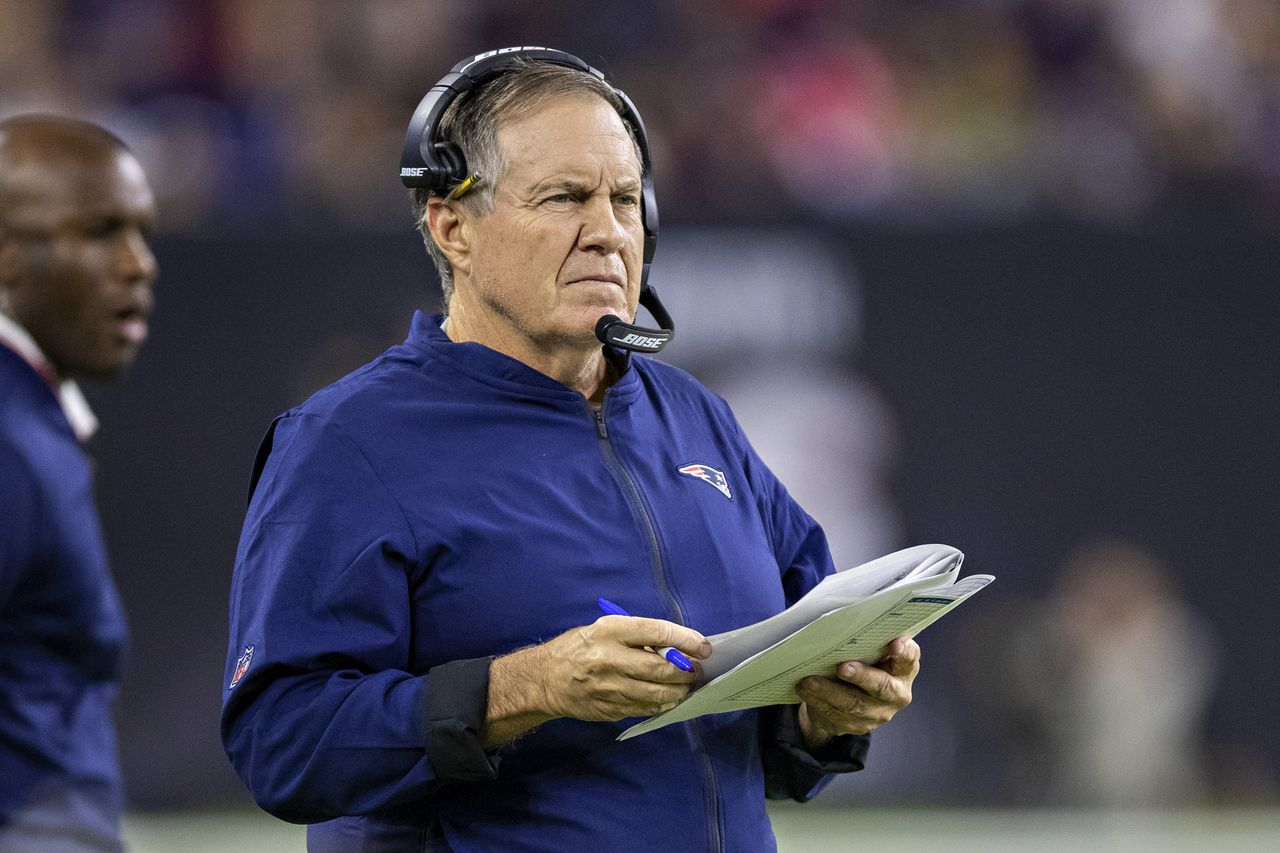 Bill Belichick Downplays Impact Of No Preseason Games On Patriots That S What College Teams In 2020 Nfl News Bill Belichick Facetime