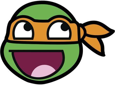 Ninja Turtle Tmnt Mario Characters Smiley
