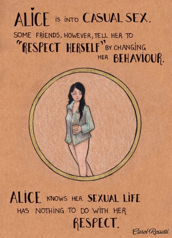 These Stunning Illustrations Contain Powerful Messages For Women