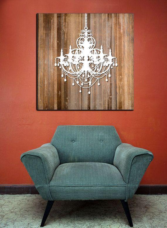 canvas chandelier oversized canvas art wall decor on canvas wall art id=75849