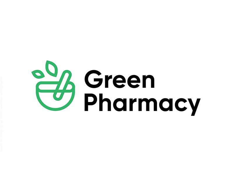 5xx error pharmacy design pharmacy medical logo