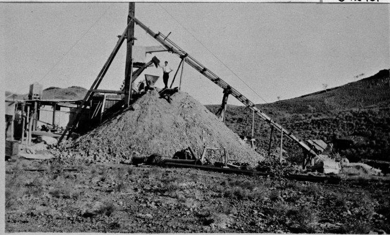 067296PD Lionel Asbestos Mine, Nullagine, 1922 Outdoor