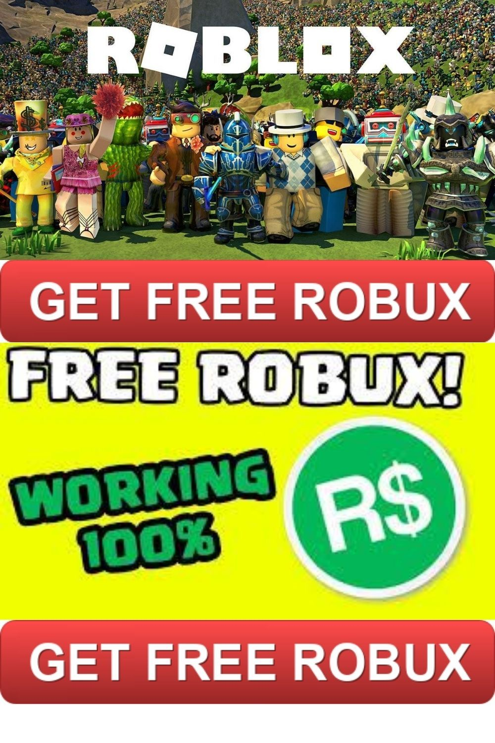 Free robux for real free robux 2020 in 2020 generation