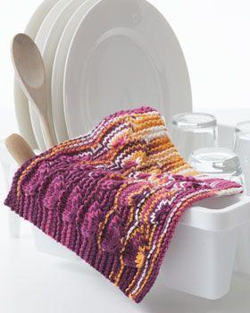 Bernat: Pattern Detail - Handicrafter Cotton - Peace ...