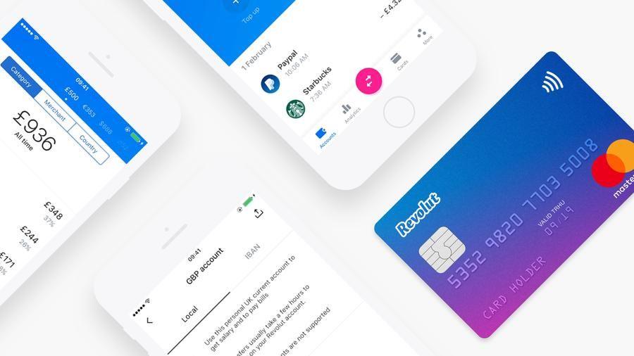 Smartphone Bank Revolut Aus Grossbritannien Wird Zum Bankenschreck Die Digitale Bank Revolut Hat Jetzt Doppelt So Viele Kunden Wie Finanzen Grossbritannien Geld