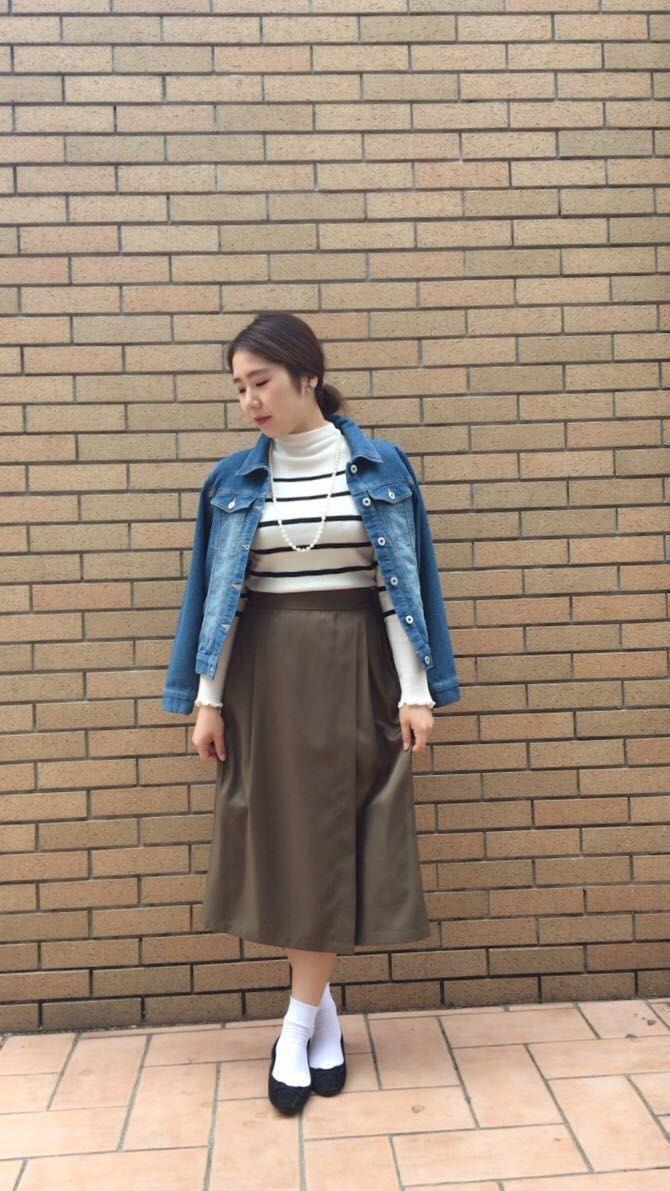 《 新作ラップスカート 》ASTORIA川越店