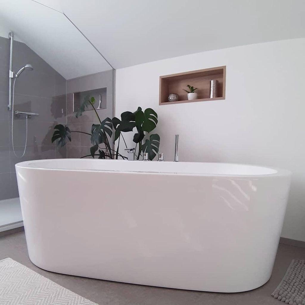 Badezimmer Einrichten Ideen Fur Jede Grosse Badezimmer Badewanne Neues Badezimmer