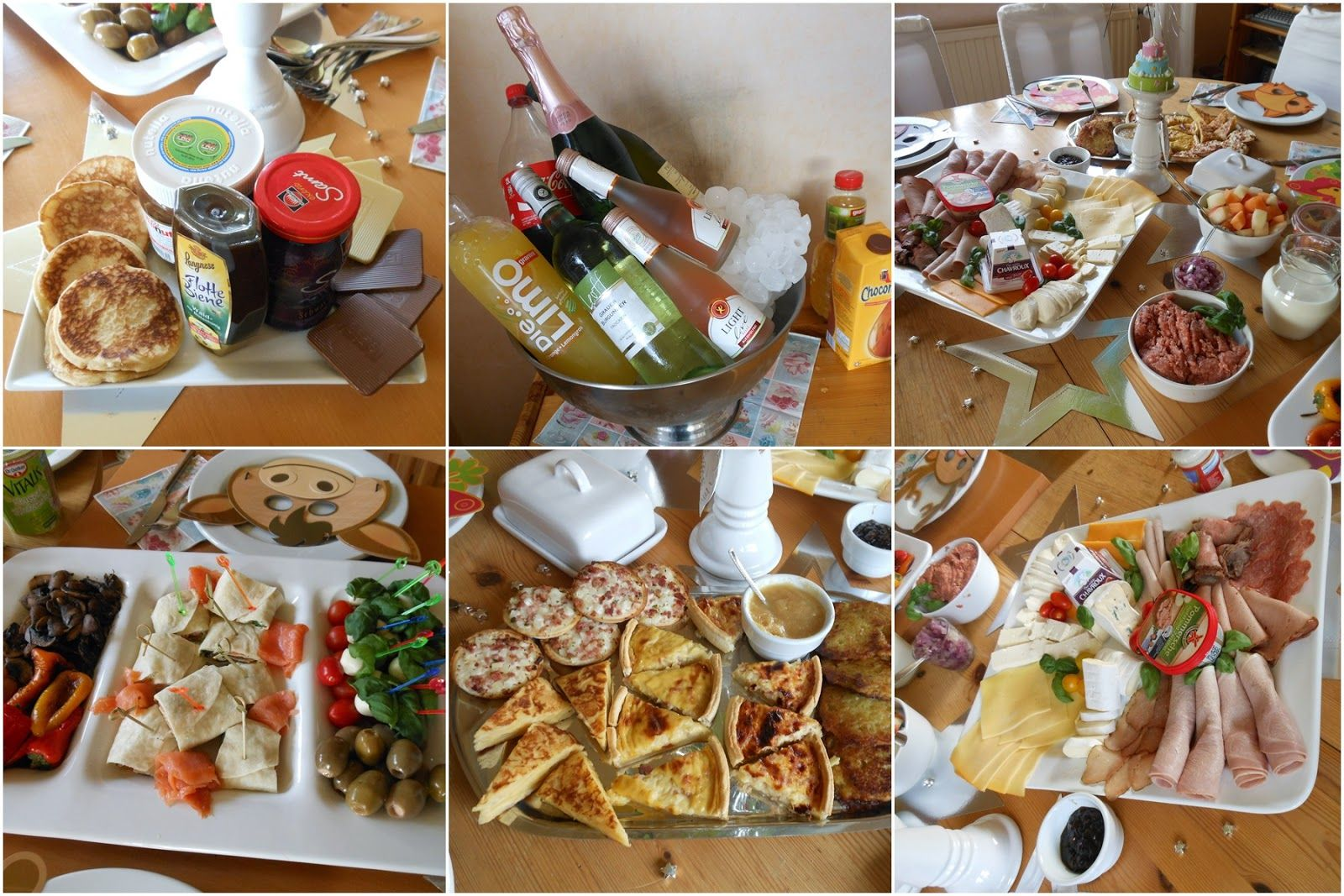 DIY Geburtstagskuchen | Gina's Blog Birthday Brunch