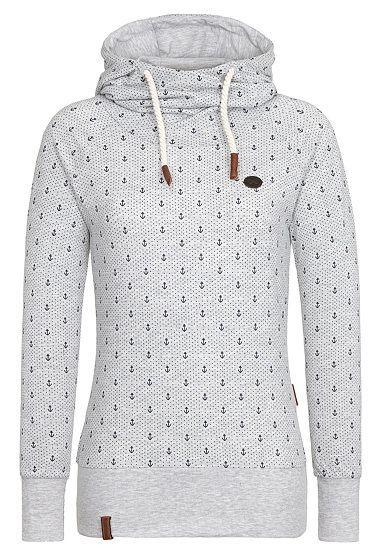 mandy' Naketano Grau Sweatshirt 'mandy' Sweatshirt In In